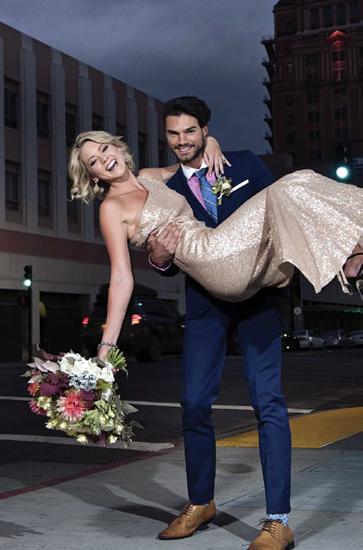 A Great Wedding