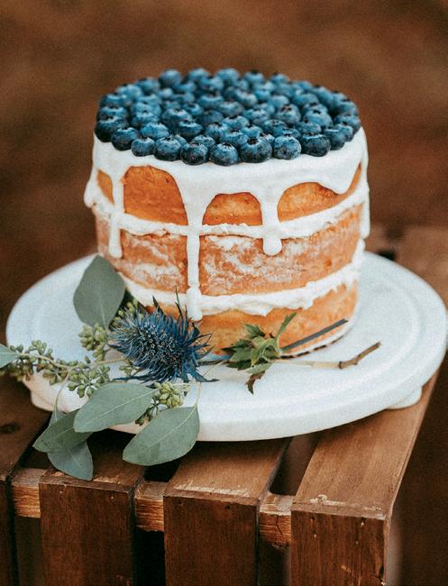 Yosemite Cake
